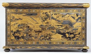 The Mazarin Chest, Japan, about 1640. Museum no. 2-1882