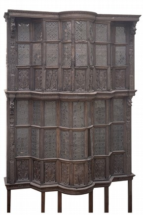 Faade of Sir Paul Pindar&#39;s house, Bishopsgate, London 1599-1600 Museum no. 846-1890.