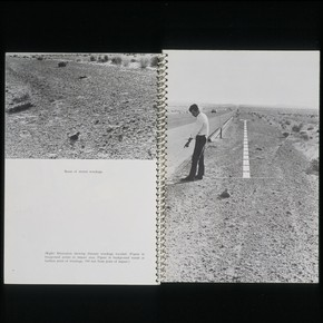 'Royal Road Test', artists' book by Edward Ruscha, Patrick Blackwell and Mason Williams, Los Angeles, California, USA, 1967. Pressmark SC.99.0036