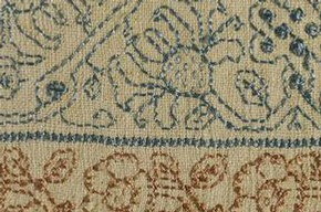 Sampler, Unknown, mid 17th century. Museum no. 739-1899.
