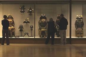 Japan gallery (Room 45)