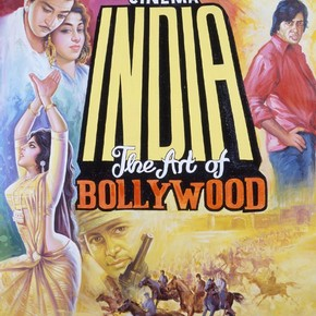 Balkrishna Arts, 'Cinema India– The Art of Bollywood', India, 2002. Museum no. IS.115-2000