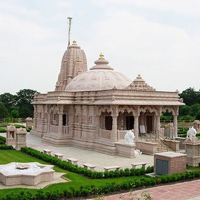 The Jain Temple at Potters Bar 2006