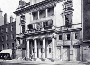 St James's Theatre, 1896 (click image for larger version)