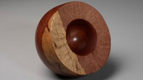 'Geode', Sculpture, Robyn Horn, USA, 1989. Museum no. W.10-2009,