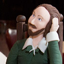 Cakespeare: Design Shakespeare's 450th Birthday Cake