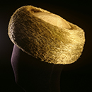 The Golden Fleece Headpiece, Giovanni Corvaja, 2009, 22 carat and 18 carat gold. Courtesy of Adrian Sassoon, London