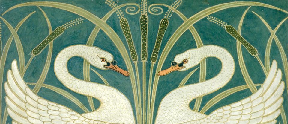 William Morris Paint Chalk