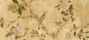 Chinese wallpapers in the British Galleries