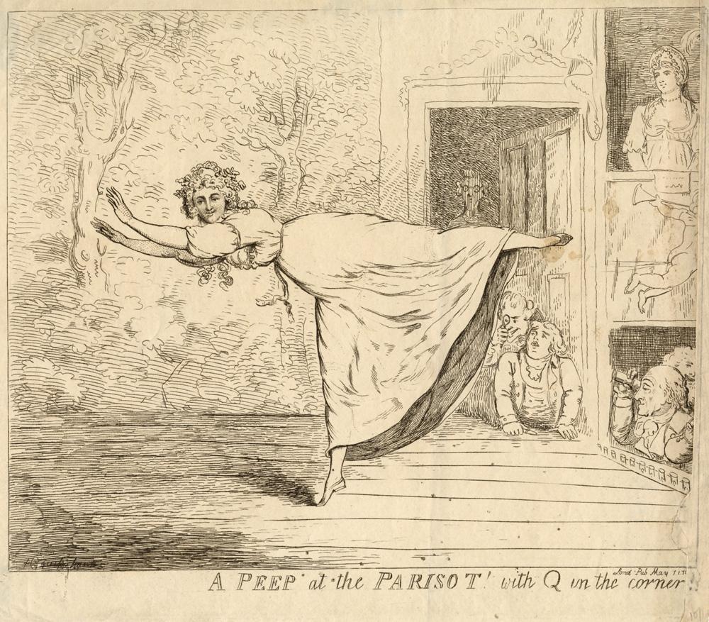 The Origins Of Ballet Victoria And Albert Museum