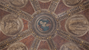 A ceiling from Cremona