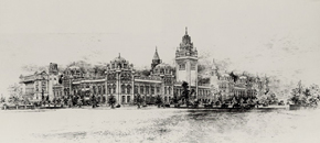 Architectural History of the V&A 1873 - 1899