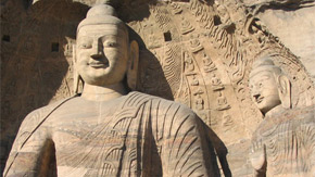 Buddhist Pilgrimage Sites: China