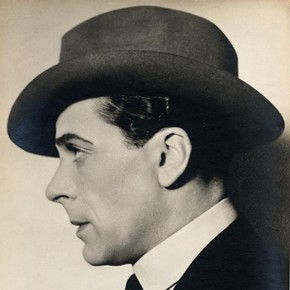 Jack Buchanan, early to mid 20th century, black and white photograph
