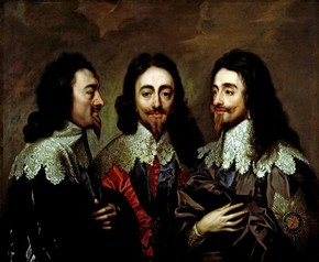 Painting Charles I, Anonymous copy after Sir Anthony van Dyck (1599 - 1641), England (possibly) Italy (possibly), circa 1750