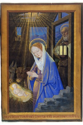 Figure 1. The Nativity (E.949-2003) (Photography by V&A Photographic Studio)