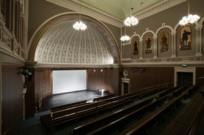 The Lydia and Manfred Gorvy Lecture Theatre