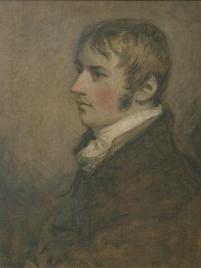 Daniel Gardner, &#39;John Constable&#39;, 1796. Museum no. 589-1888