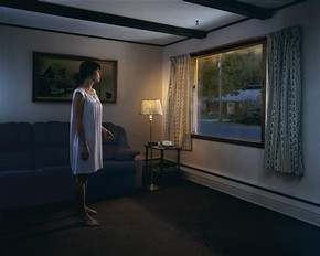 Gregory Crewdson, Untitled from the series 'Twilight', 2001-2, © Gregory Crewdson
