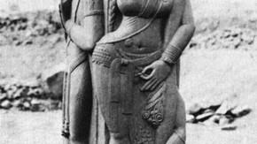 Yaksha reliefs, Bharhut