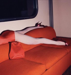 Image by Guy Bourdin 1978 © The Guy Bourdin Estate, 2003