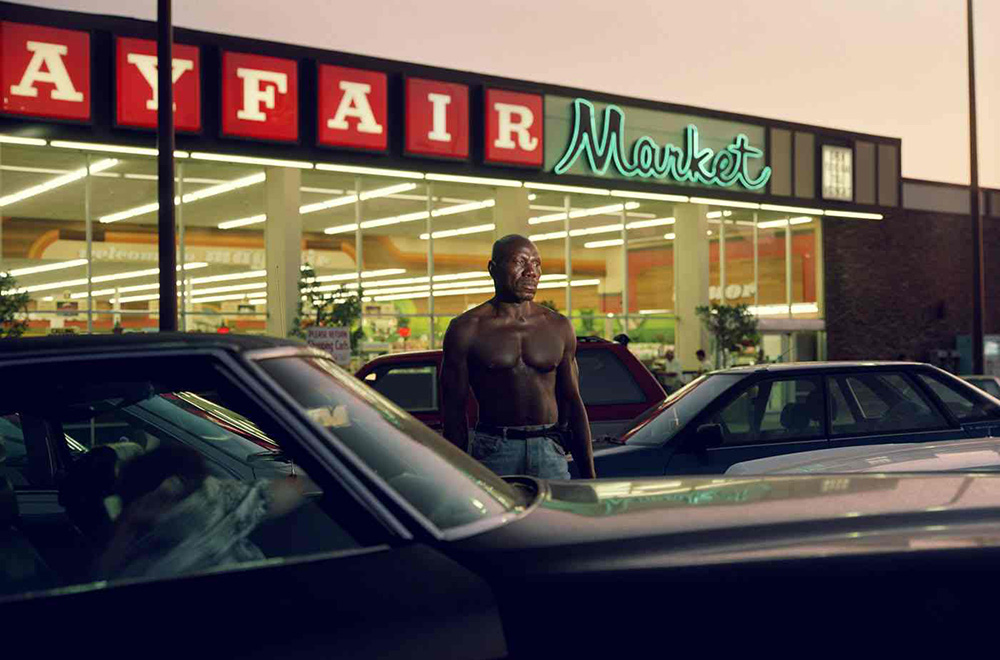Philip-Lorca diCorcia, 'Ike Cole, 38 years old, Los Angeles, CA, $25', 1990-92, © Philip Lorca diCorcia