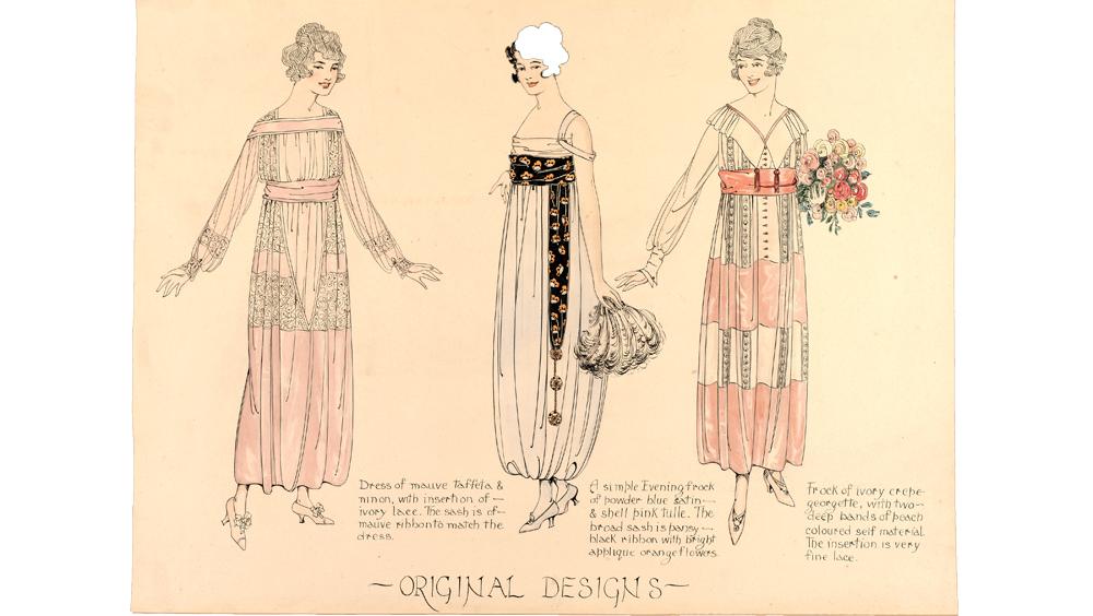 Late Th Century London Fashion