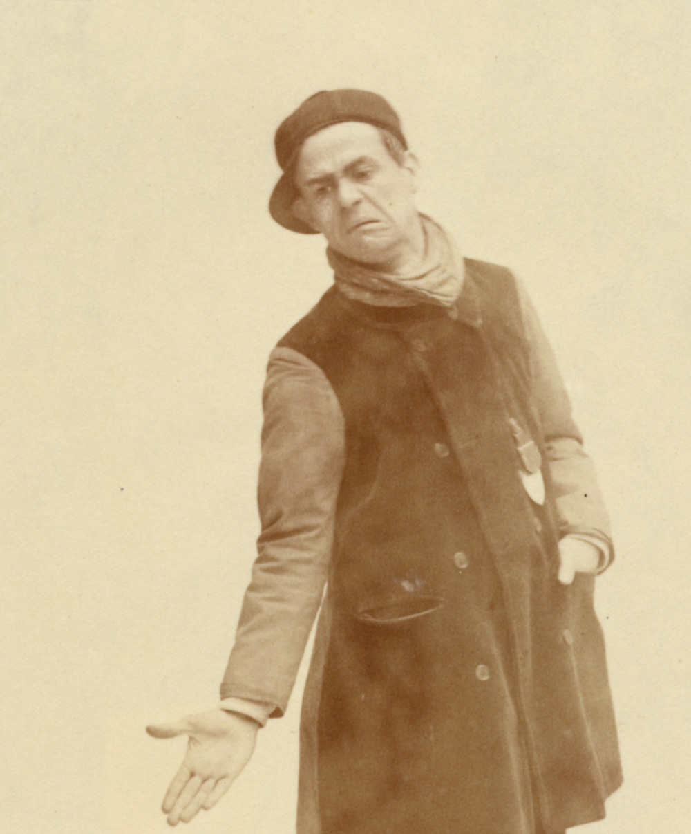 Gus Elen - from the Victoria and Albert collection