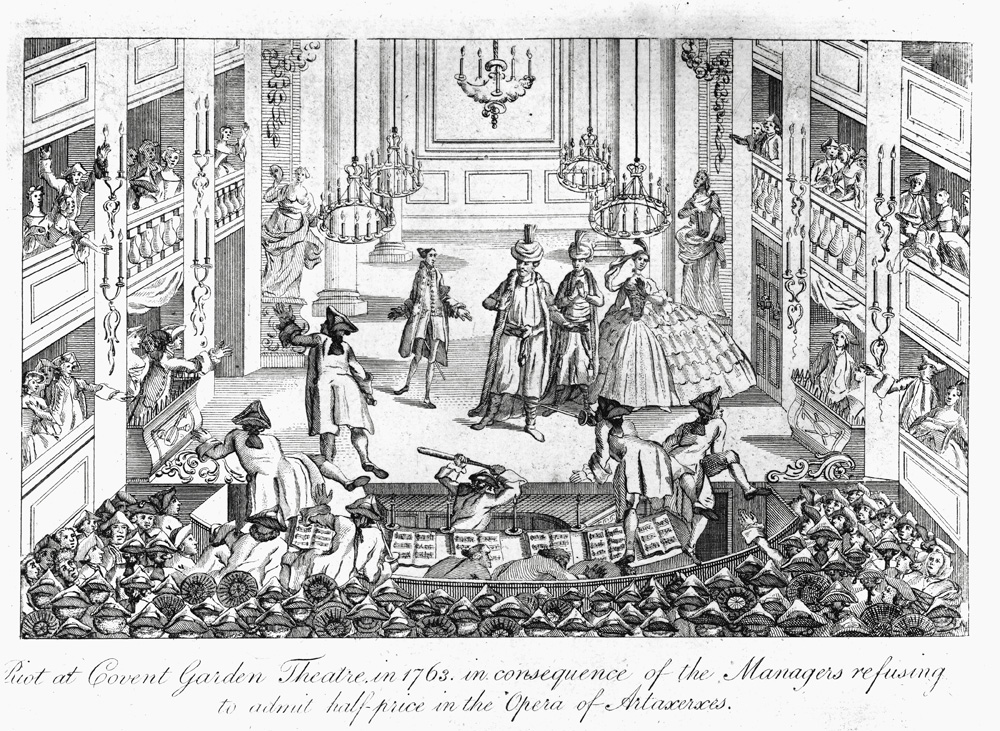 18th century opera victoria and albert museum for Early house music