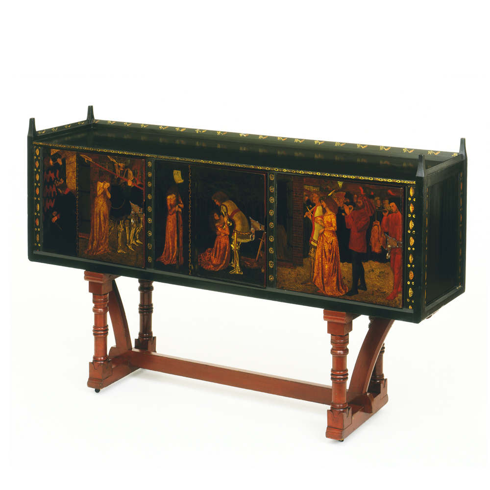 Indian Painted Furniture Designs
