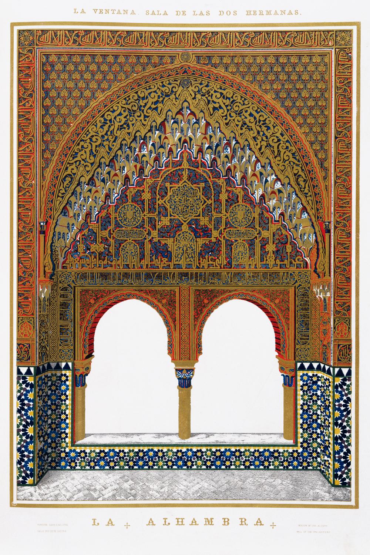 Drawings Of Islamic Buildings Victoria And Albert Museum