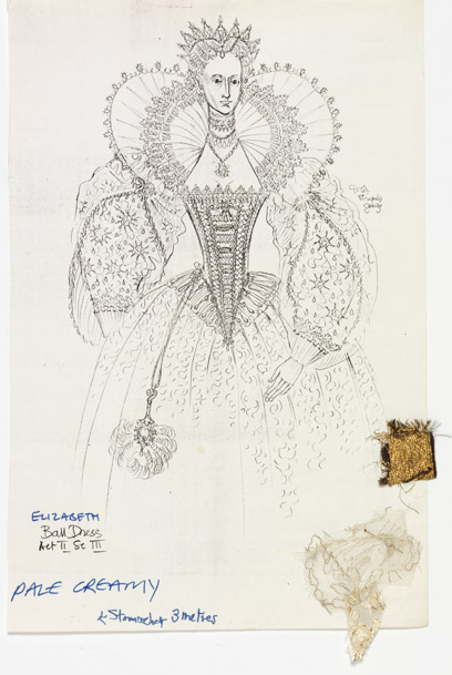 Reflecting Historical Periods In Stage Costume Victoria