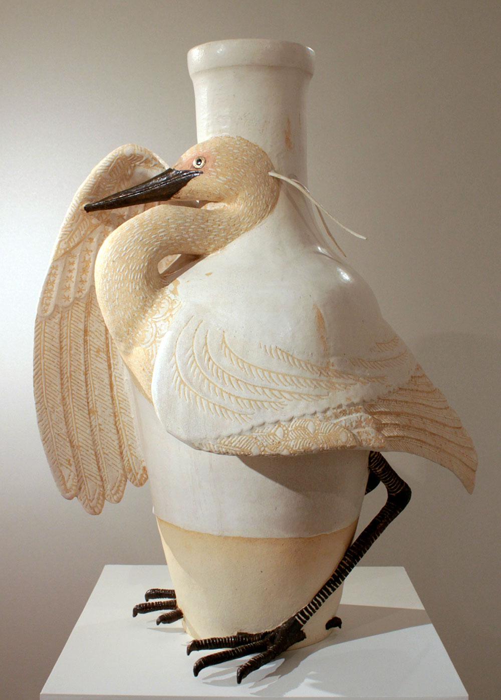 Toshiba Japanese Ceramics Resident, Keiko Masumoto