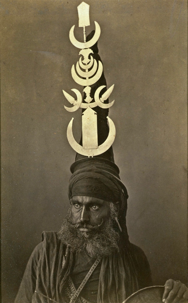Military Sikhs - Victoria and Albert Museum