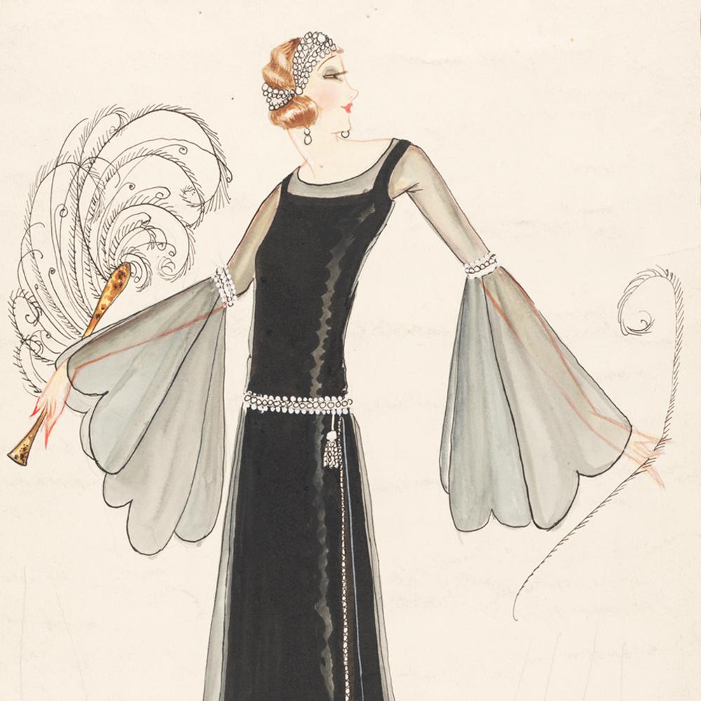 Victor Stiebel Fashion Designer
