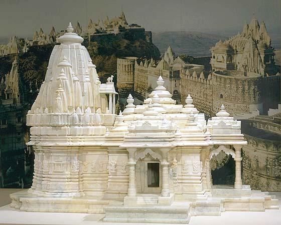 The Jain Temple Victoria And Albert Museum