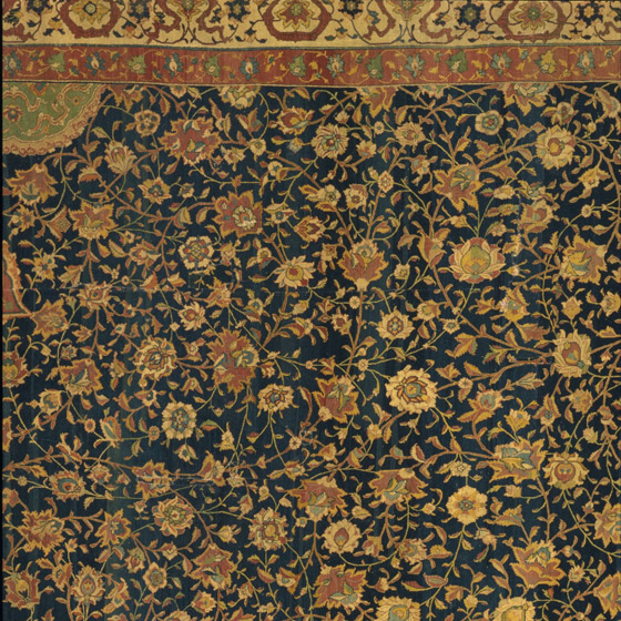 The Design Of The Ardabil Carpet Victoria And Albert Museum
