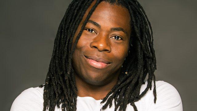 Photo of Ade Adepitan