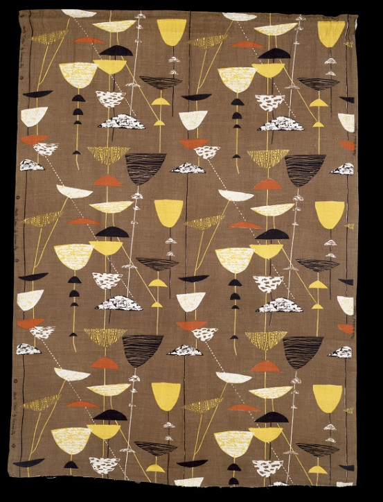 Lucienne Day for Heal & Son, Calyx