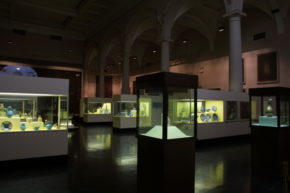 Gallery 43, V&A Museum; ;