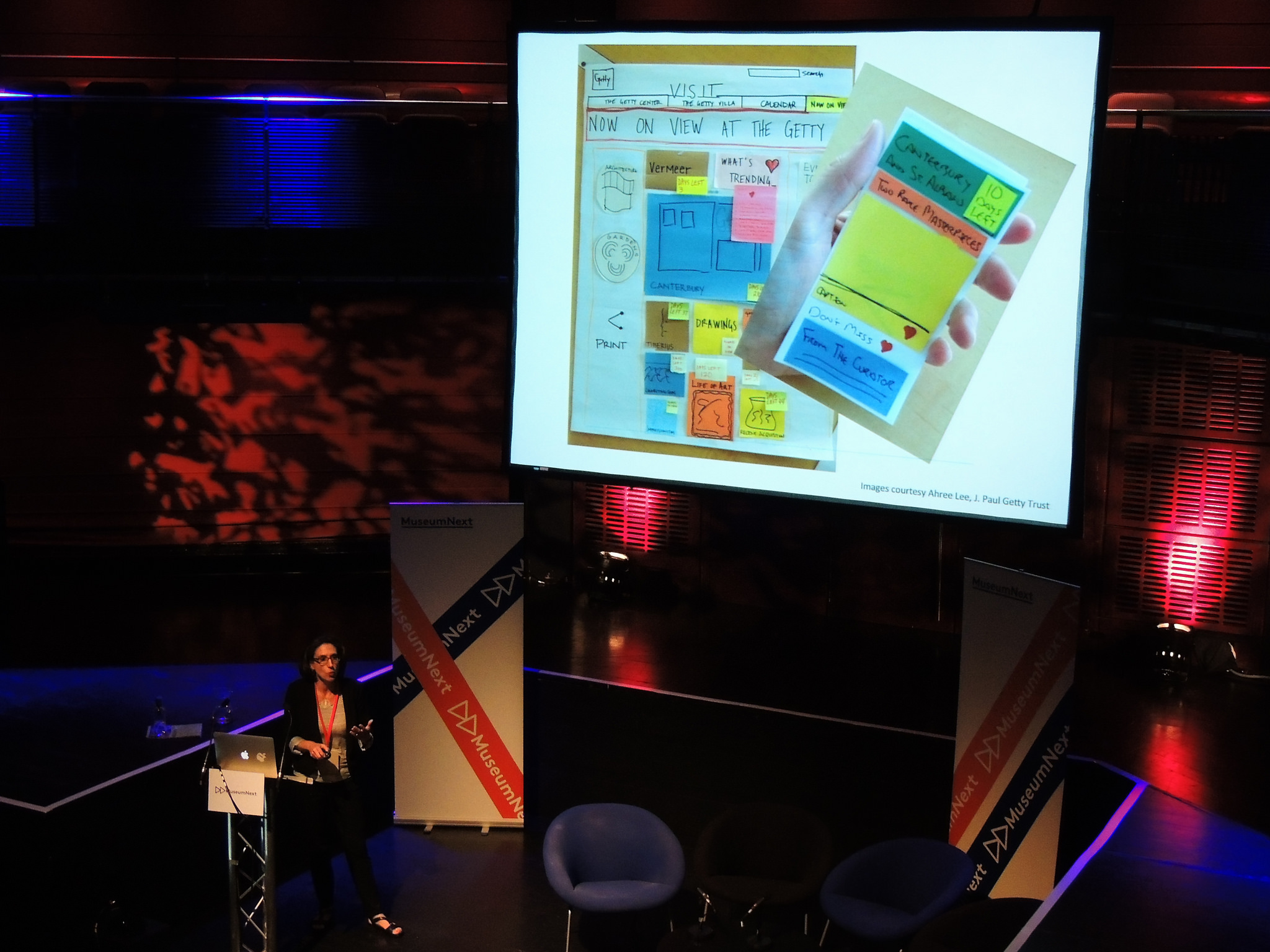 MuseumNext 2014 - APPS v WEB and other digital grudge