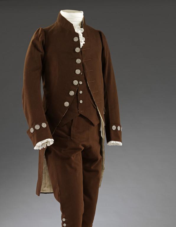 Th Century Men S Tie Fashion