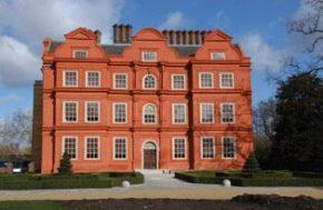 Kew Palace, west London. Built in 1631. Image (c)HRP