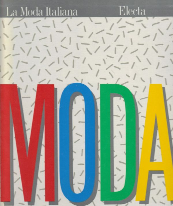 La Moda Italiana Front Cover. Lucia Savi, 2014