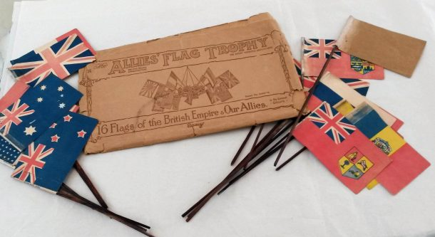 Allies' Flag Trophy game