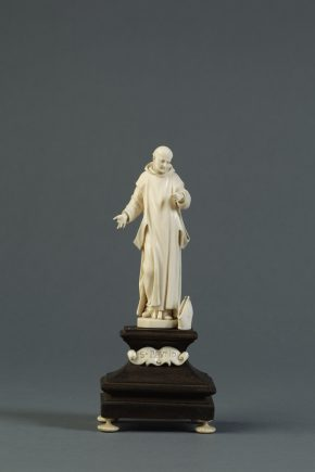 A.1069-1910, ivory statuette of St. Bruno © Victoria and Albert Museum, London