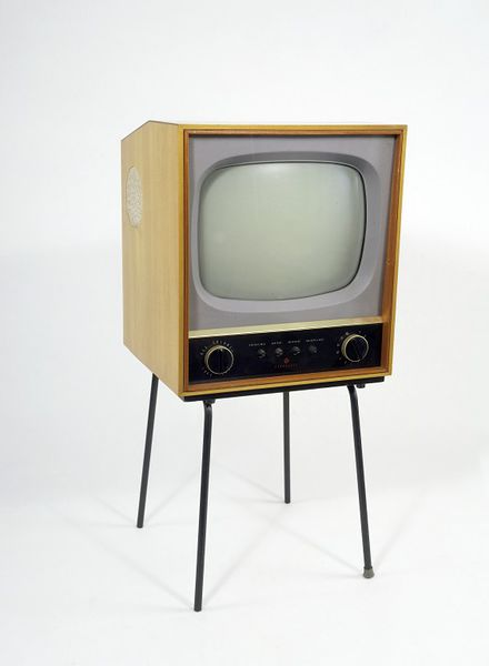 Television, Pye Limited, 1957 © Victoria and Albert Museum, London