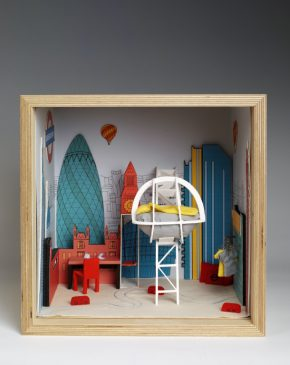 Room with a View by Nancy Edwards. Image (c) V&A Museum, London