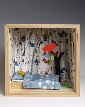 Llama Dreams by Donna Wilson. Image (c) V&A Museum, London