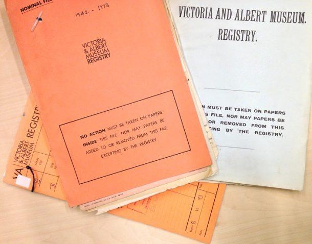 Registered Files